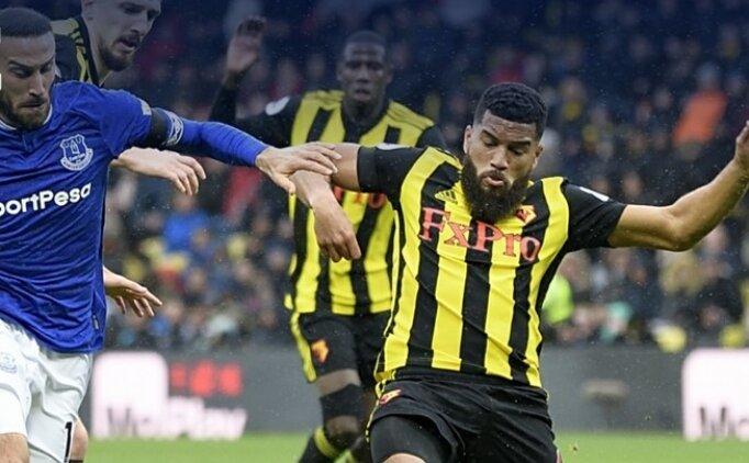 Cenk Tosun, Everton'ın düşüşünü durduramadı!
