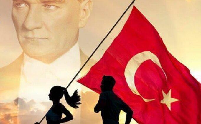 Atatürk resimleri, Türk bayrağı, En güzel 19 Mayıs resimli mesajları