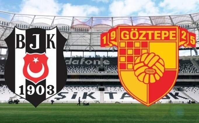 ÖZET Beşiktaş Göztepe maçı golleri izle, Beşiktaş Göztepe maçı kaç kaç bitti?