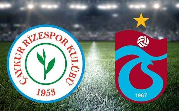 Çaykur Rizespor Trabzonspor maçı geniş özet izle (bein sports)