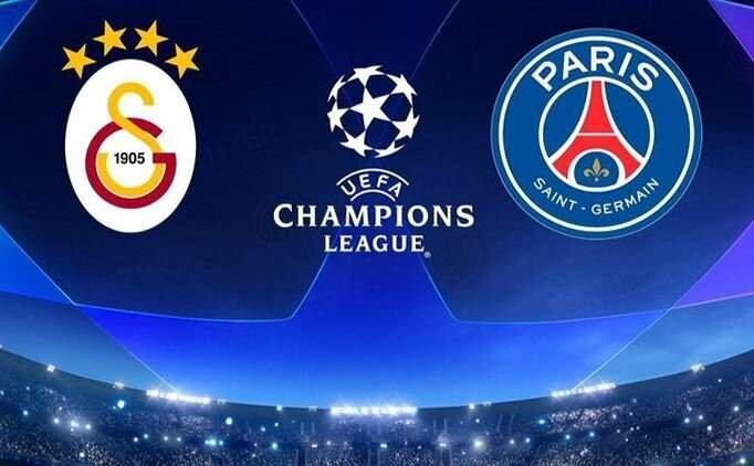 Galatasaray Paris Saint Germain [PSG] maçı özeti izle