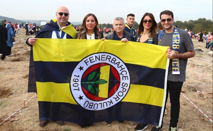 Fenerbahçe'den '11 Milyon Ağaç; Bugün Fidan, Yarın Nefes' programı