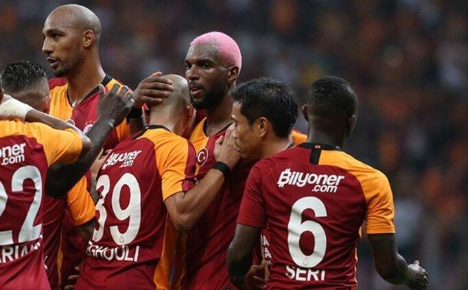 Galatasaray-Kasımpaşa! Muhtemel 11'ler