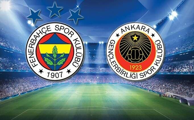 FB Gençlerbirliği maçı özeti, Fenerbahçe maçı özeti ve golleri