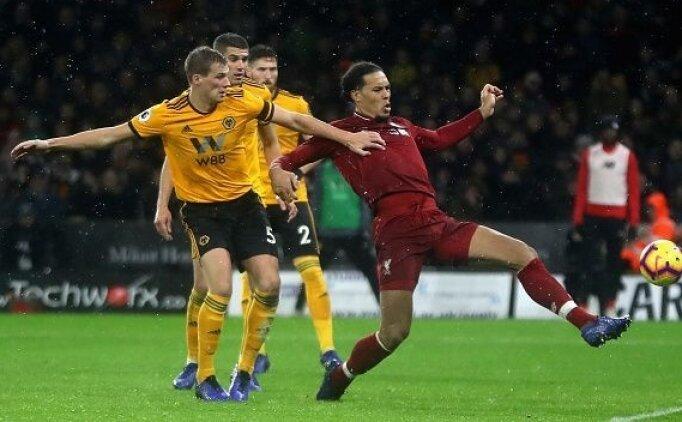 Liverpool Wolverhampton maçı canlı hangi kanalda? Liverpool Wolves saat kaçta?