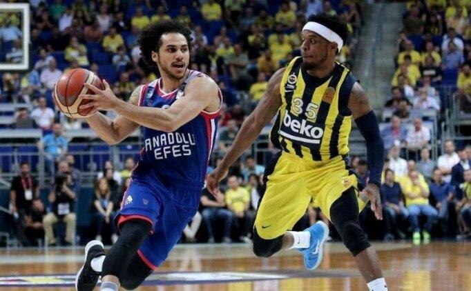 Anadolu Efes - Fenerbahçe Beko finalinin biletleri tükendi!