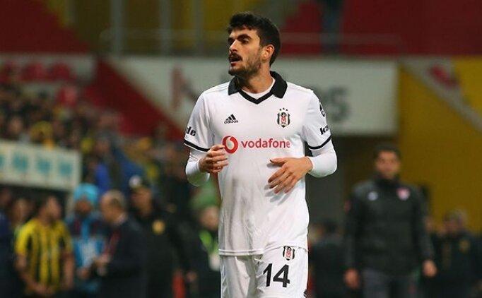 Beşiktaş'ta 2. ayrılık açıklandı