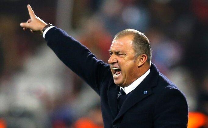 Fatih Terim: 'Galatasaray'da kalmak isteyen oynasın'