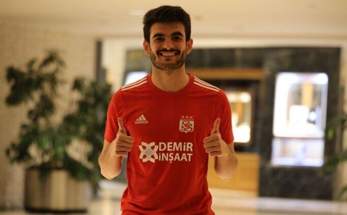 Fatih Aksoy: 'Daha çok oynamak için Sivasspor'u seçtim'