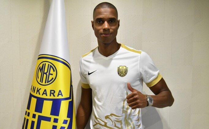 Ricardo Faty Ankaragücü ile 1 yıllık imzaladı