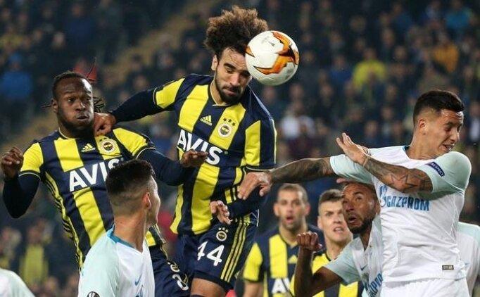 Zenit-Fenerbahçe! Muhtemel 11'ler