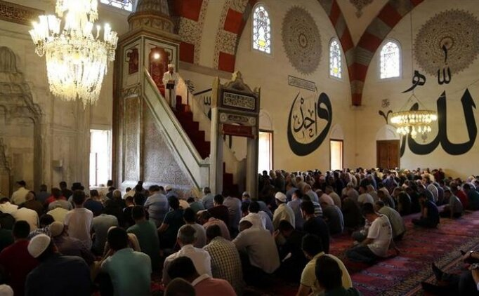 Ankara'da 12 Temmuz Cuma Cuma namazı saat kaçta? Ankara Cuma Namazı saatleri ilçelere göre