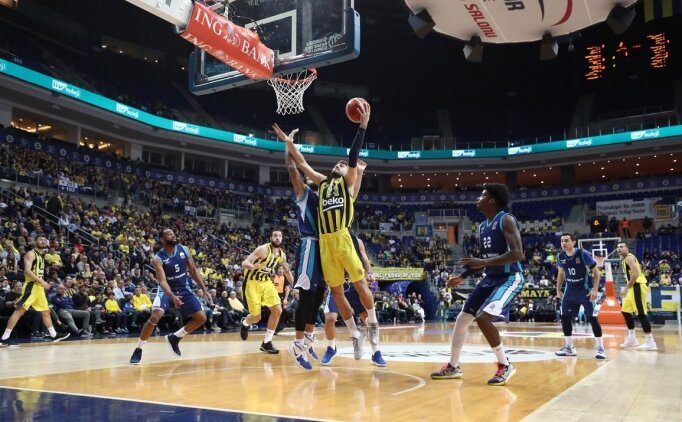 Fenerbahçe Beko'nun konuğu Barcelona Lassa!