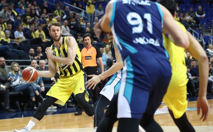 Tahincioğlu Basketbol Süper Ligi'nde play-off heyecanı