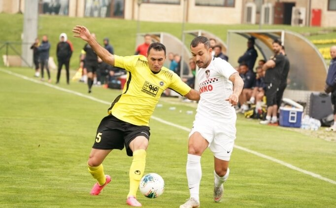 Gazişehir Gaziantep üç hazırlık maçı yapacak