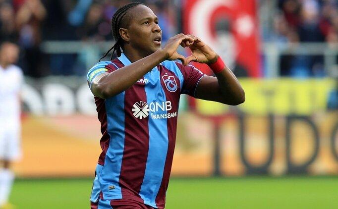 Trabzonspor'un çilingiri Rodallega: 'Merak etmeyin!'