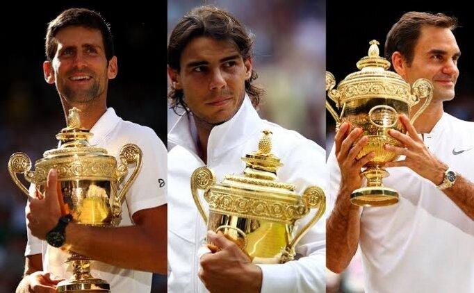 Erkek tenisinin en iyileri Londra'da korta çıkacak