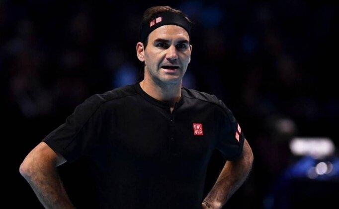 Nadal ve Djokovic'ten sonra Federer de veda etti