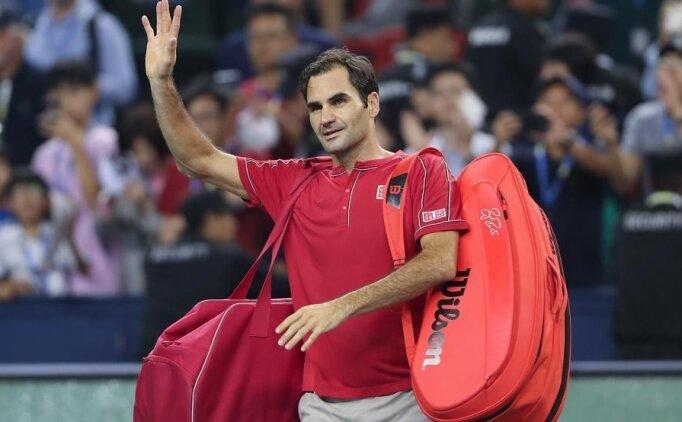 Roger Federer çeyrek finalde veda etti