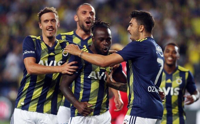 Fenerbahçe'nin açılış maçlarında bileği bükülmüyor