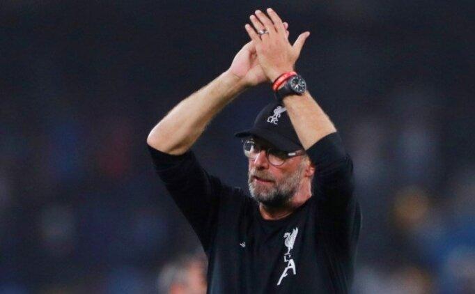 Jürgen Klopp'tan maç sonu penaltı tepkisi!