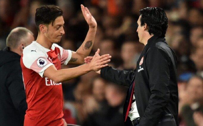 Mesut Özil: 'Yeni sezon daha iyi olacak'