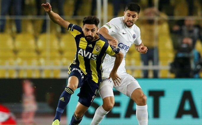 Kasımpaşa-Fenerbahçe! Muhtemel 11'ler