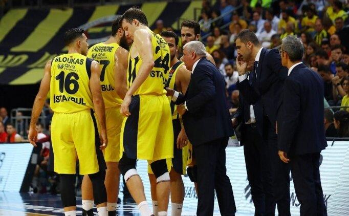 Fenerbahçe Beko, zorlu CSKA deplasmanında