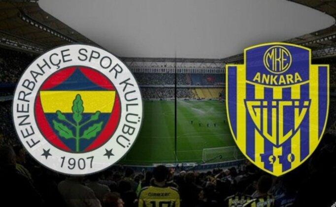Fenerbahçe Ankaragücü maçı geniş özet İZLE(beIN Sports)
