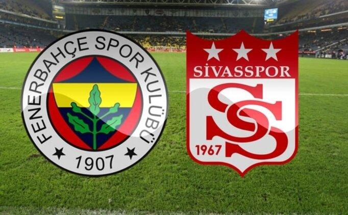 Fenerbahçe Sivasspor ÖZET İZLE, FB maçı 3 golü izle
