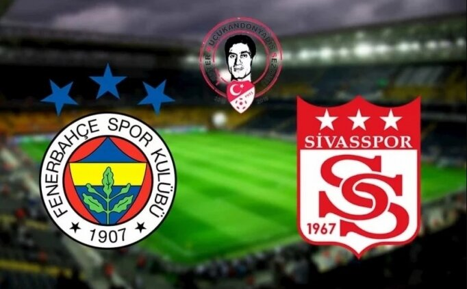 Fenerbahçe Sivasspor ÖZET  İZLE, Sivasspor Fenerbahçe maçı bilgileri
