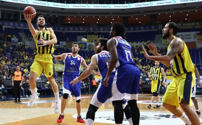 Fenerbahçe Beko'dan 37 farklı galibiyet!