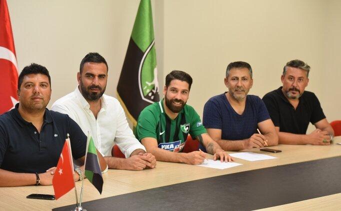 Olcay Şahan, Denizlispor'a imza attı!