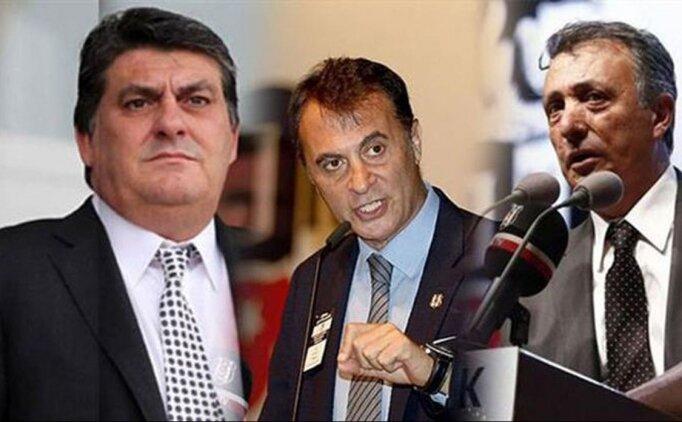 Beşiktaş'ta başkan adaylarını korkutan rakam; 100 milyon TL!