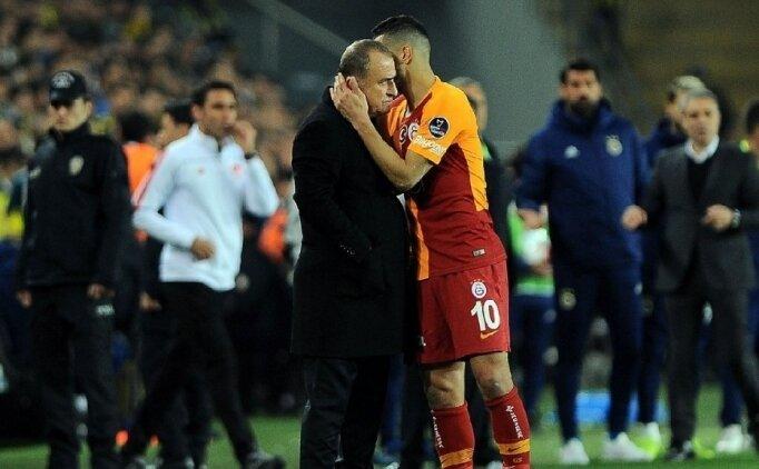 Derbi öncesi Galatasaray'a Belhanda müjdesi!