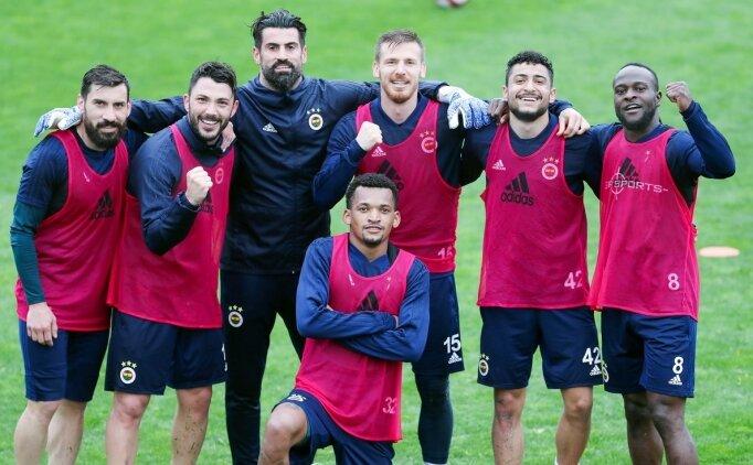 Fenerbahçe'de derbi kenetlenmesi! 'Hiç yenilmedim'