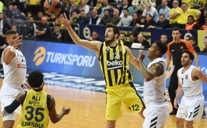 Fenerbahçe Beko Real Madrid canlı hangi kanalda? Fenerbahçe Beko Real Madrid maçı saat kaçta?
