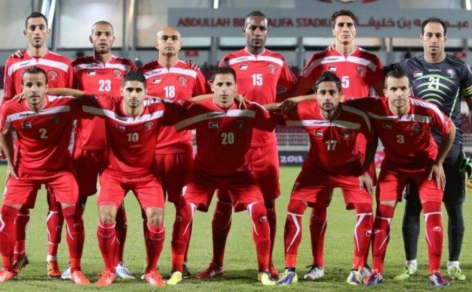 İsrail'den, Filistin'e futbol engeli