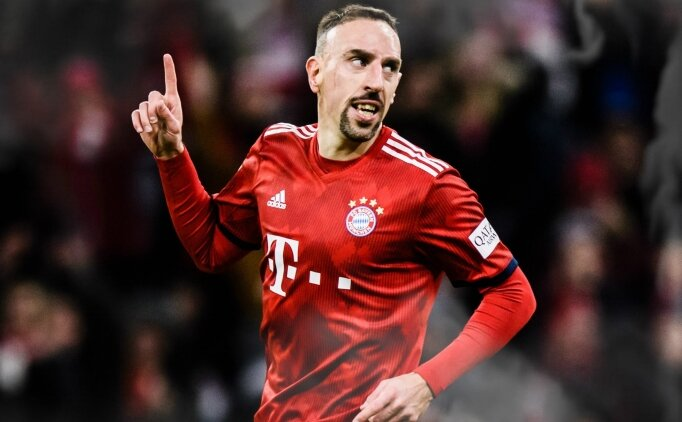 Fiorentina'dan Ribery'e servet!