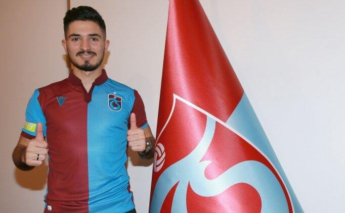 Trabzonspor, transferi açıkladı: Fıratcan Üzüm!