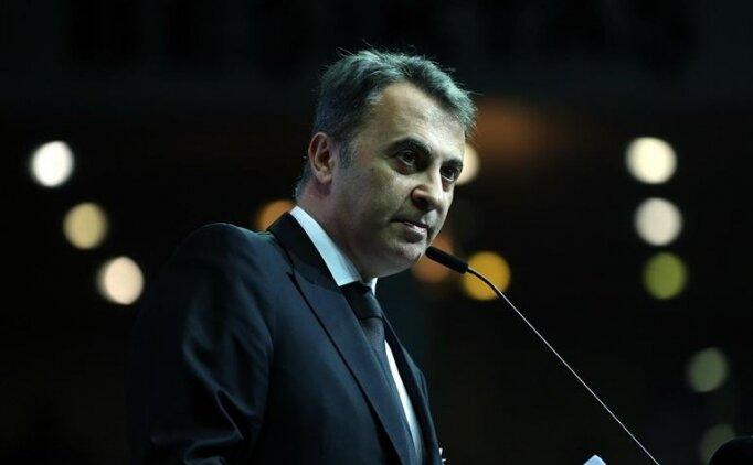 Fikret Orman: 'Cenk Tosun Avrupa'da kalmak istiyor'