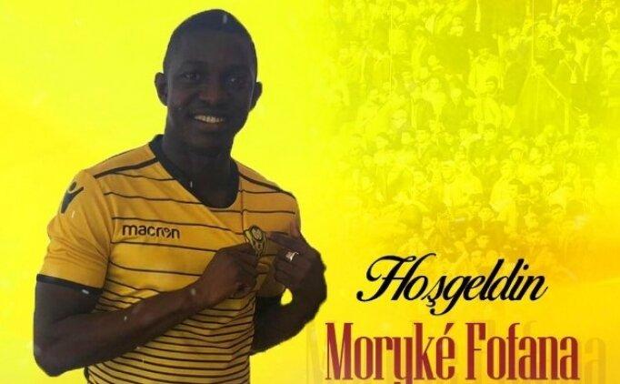 Sergen Yalçın'ın ilk transferi Fofana oldu!