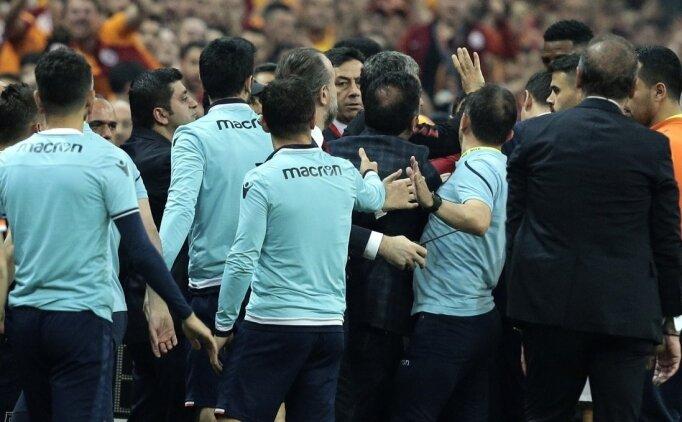 Galatasaray'dan Avcı'ya yanıt; 'Görmediğimiz şeyler...'