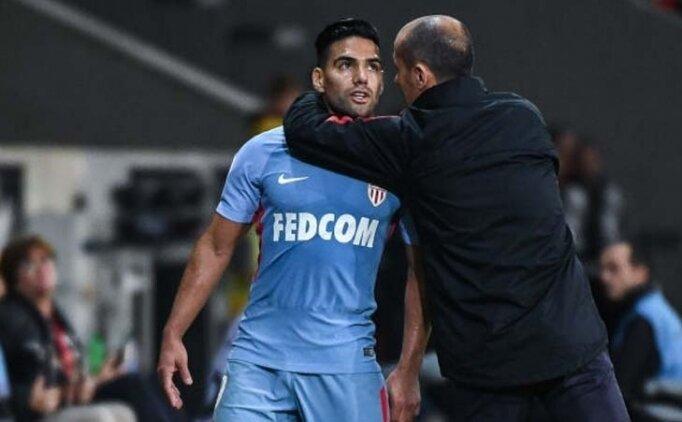 Leonardo Jardim: ''Falcao ayrılmak istese de oynar''