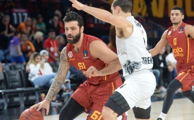 Galatasaray, deplasmanda EWE Baskets'le karşılaşacak