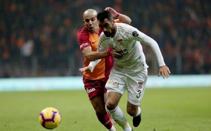 Galatasaray, şampiyonluk maçına Terimsiz çıkacak