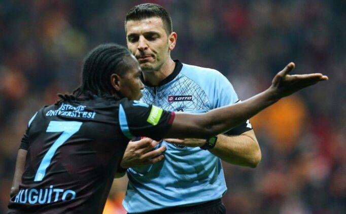 Trabzonspor'dan hakem tepkisi! 'Senaryo yazanlar...'