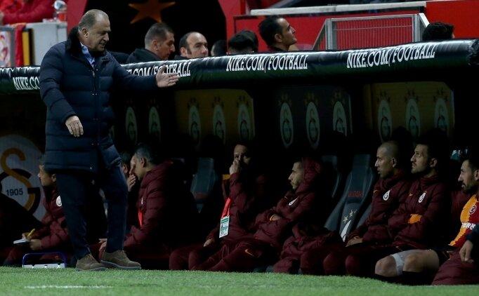 Fatih Terim'in yedek kulübesindeki tek gol kozu!