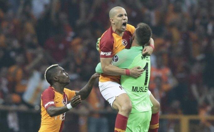 Sivasspor-Galatasaray! Muhtemel 11'ler