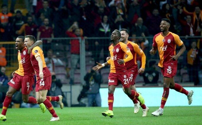 Galatasaray Almanya deplasmanında